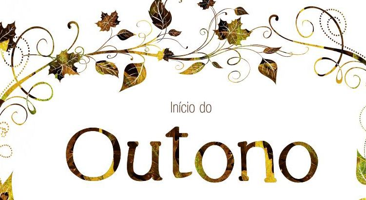 O OUTONO CHEGOU!