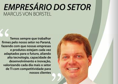 DIRETOR DA MABTEC GANHA DESTAQUE NA REVISTA DE TI