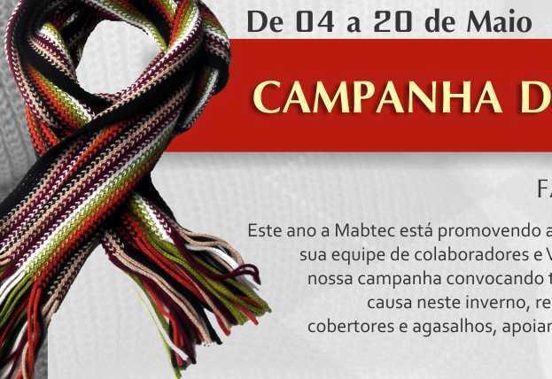 CAMPANHA DO AGASALHO 2011