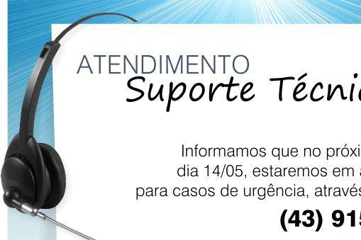 ATENDIMENTO SUPORTE TÉCNICO